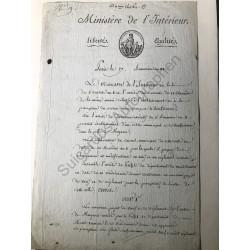Paris, 18. November 1802 -...