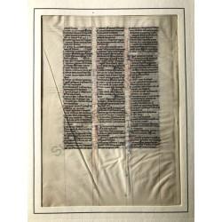 um 1280 - Hebräisches...