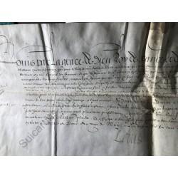 Mai 1620 - Urkunde mit...