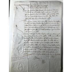 Bamberg, 7. September 1630...