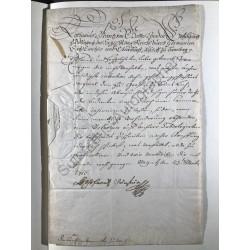 Mainz, 23. März 1716 -...