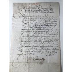 Würzburg, 7. Juni 1651 -...