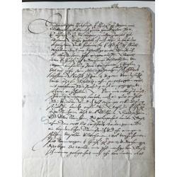 Kelsterbach, 24. März 1571...