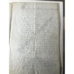 Aschaffenburg, 20. Mai 1808...