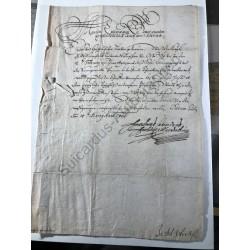 Köln, 14. März 1636 - Brief...