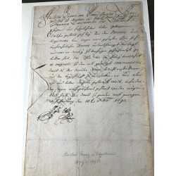 Aschaffenburg, 10.12.1692 -...