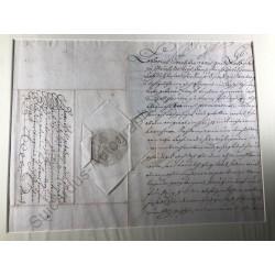 Aschaffenburg, 15. 01.1710...