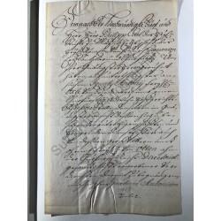 Mainz, 3. November 1742 -...