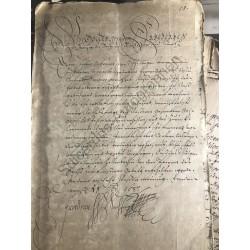 Gotha 1675-1672 - Akten...