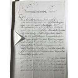 Mainz, 21. Januar 1782 -...