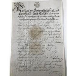 Mainz, 16. Dezember 1775 -...