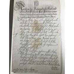 Mainz, 1. Januar 1781 -...