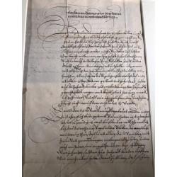 Aschaffenburg, 16.09.1601 -...