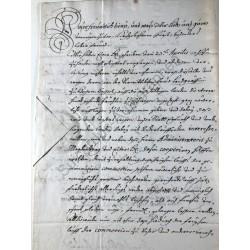 Würzburg, 14. Mai 1672 -...