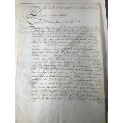 Würzburg, 24. November 1684...