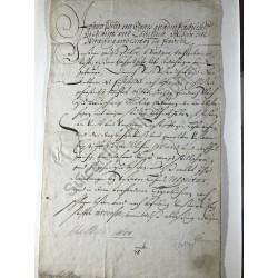 Regensburg, 5. Februar 1654...