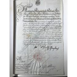 Aschaffenburg, 18. 04.1797...