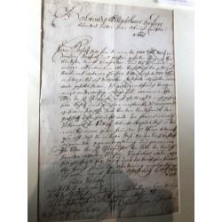 Aschaffenburg, 16.09.1716 -...