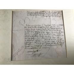 Halle 1534 - Brief mit...