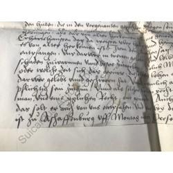 Aschaffenburg, 22.11.1546 -...