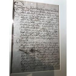 Aschaffenburg, 7. Juli 1614...