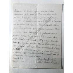 München, 7. Januar 1812 -...