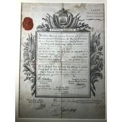 Paris, 31. März 1791 -...