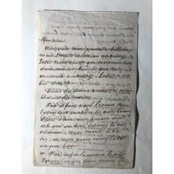 1858/59 Brief mit...