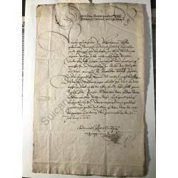 Amöneburg 30. Juli 1574 -...