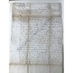 Frankfurt, 9. August 1647 -...