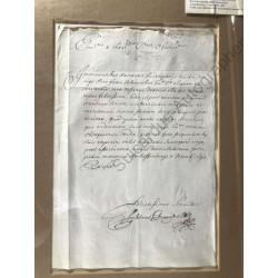 Aschaffenburg, 07.12.1692 -...
