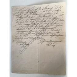 München, 20. Januar 1837 -...