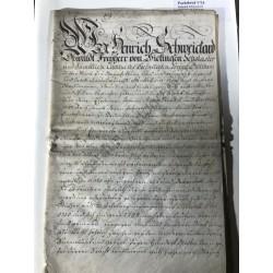 Bodenheim, 01.08.1724 -...