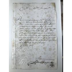 Aschaffenburg, 31.12.1691 -...
