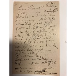 Wien, 1902 - Brief mit...
