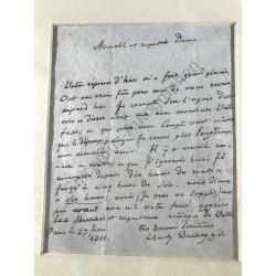 Paris, 27. Juni 1811 -...