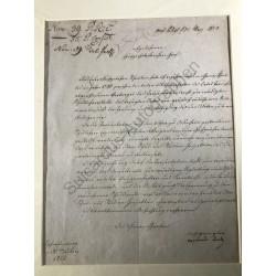 Aschaffenburg, 30.03.1813 -...