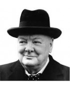 1874-1965 Sir Winston Churchill